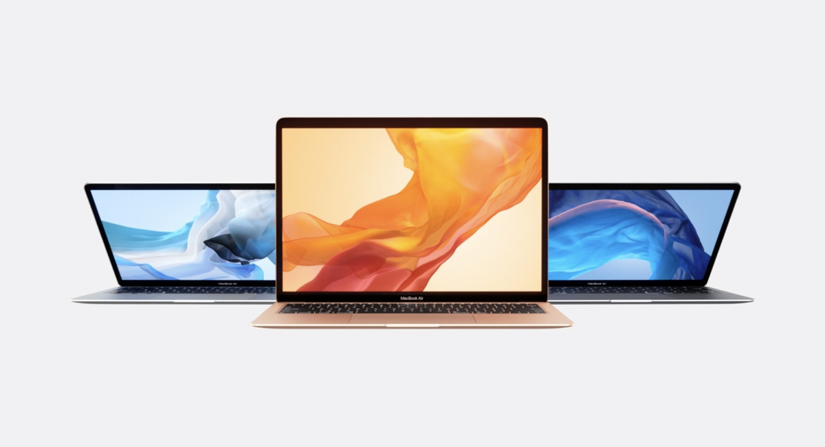 『MacBook Air』—ついにRetina化