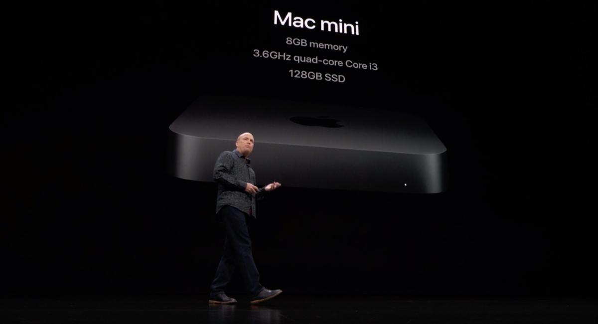 『Mac mini』—小さな巨人に