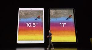 サイズそのままで、11インチモデルに大型化。