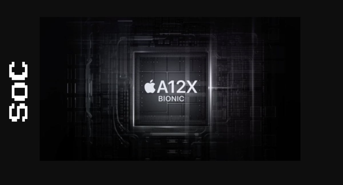 プロセッサ—『A12X Bionic』は化け物級