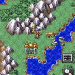 これは『ドラゴンクエストIV 導かれし者たち』のアプリ版操作画面。