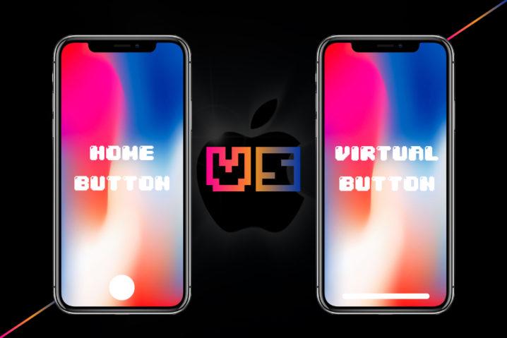 Appleのホームボタン廃止の賛否—UI/UXは誰のため?今は過渡期なのか?