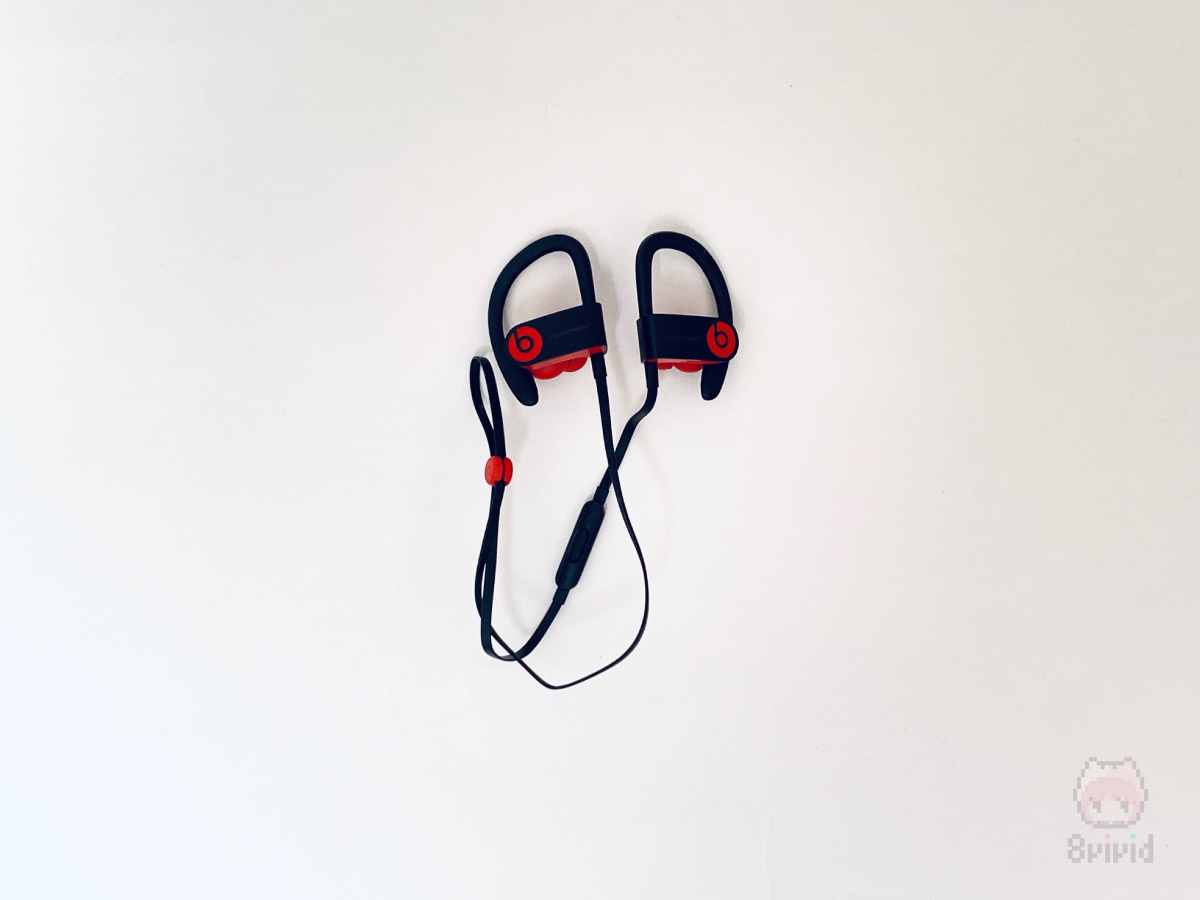 第3位.Beats by Dr. Dre『PowerBeats3 Wireless』