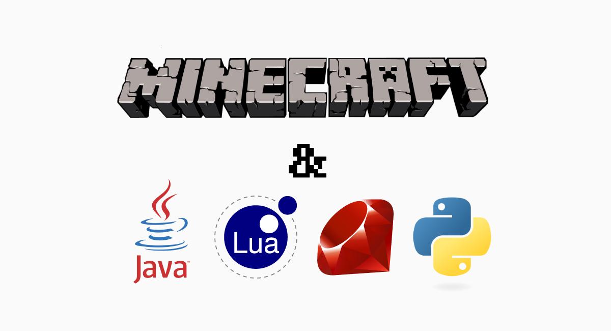 Minecraftと開発とプログラミング学習