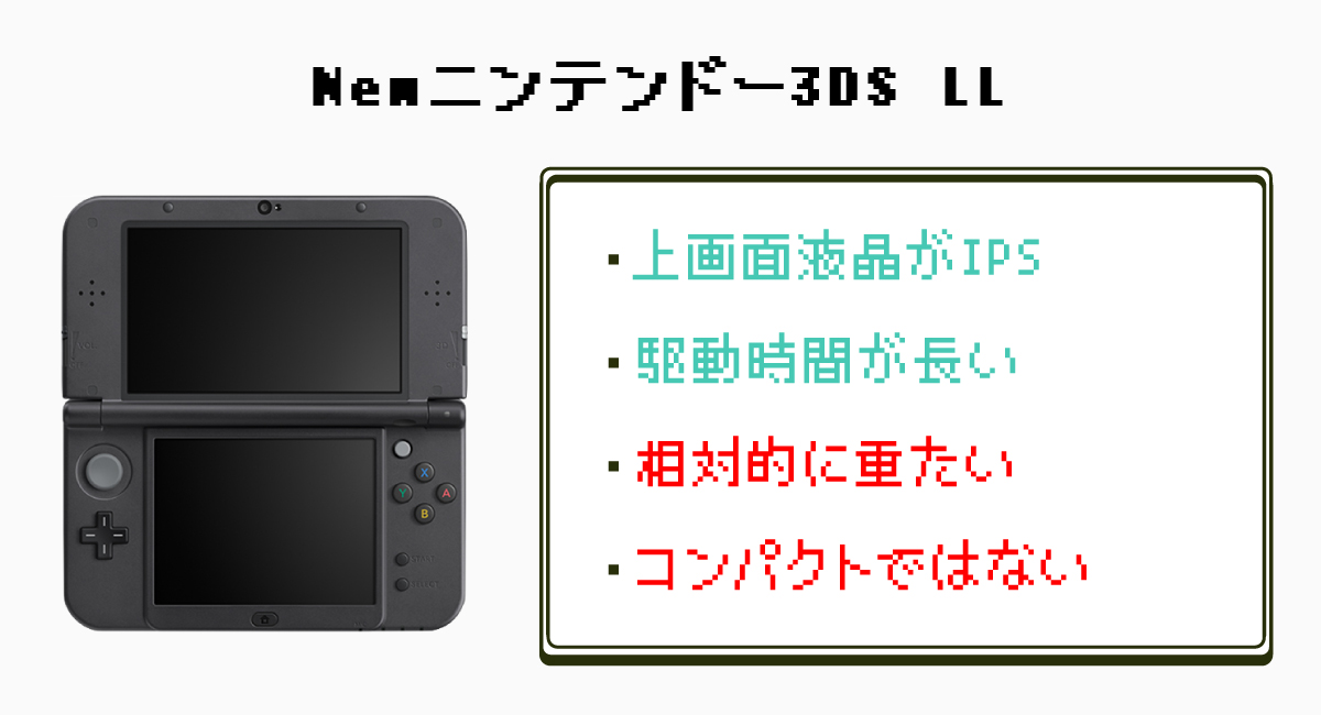 Newニンテンドー3DS LL