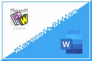 『Microsoft Office』がGoogle風に!?—アイコン変わったよ!歴代のアイコンを見て時代を感じてみた