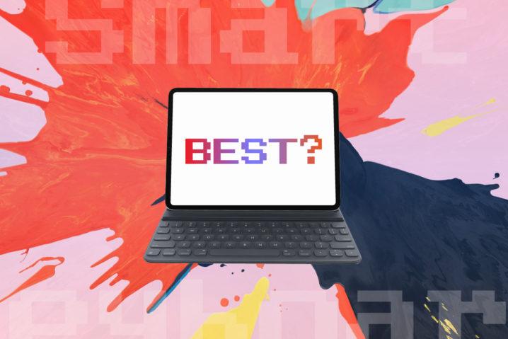 1ヶ月使って感じた絵を描く人の『Smart Keyboard Folio』3大欠点