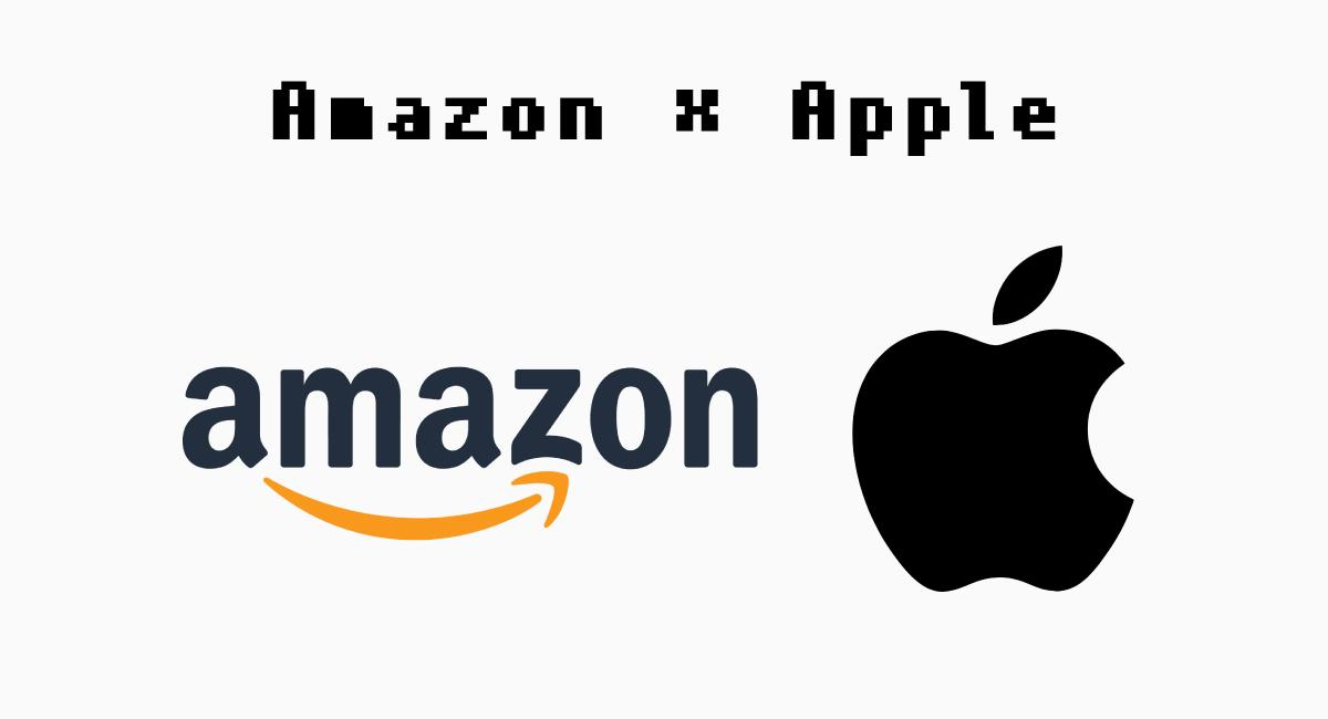 AmazonからApple非正規販売店が姿を消す