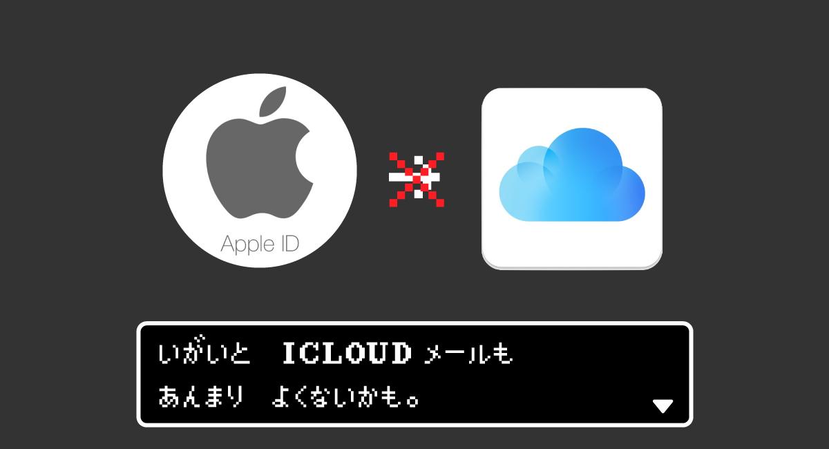 3.iCloudメール