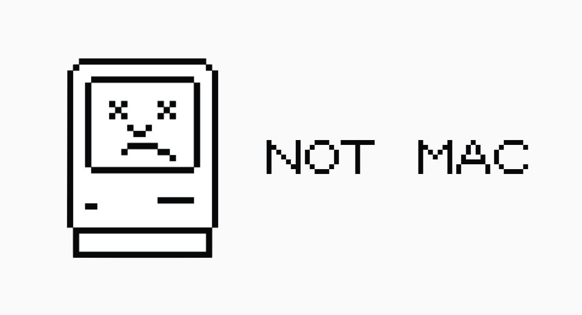用途はMacではできないこと