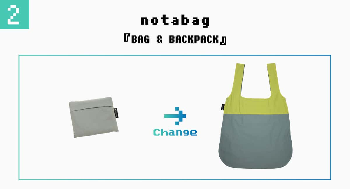 2.notabag『BAG & BACKPACK』