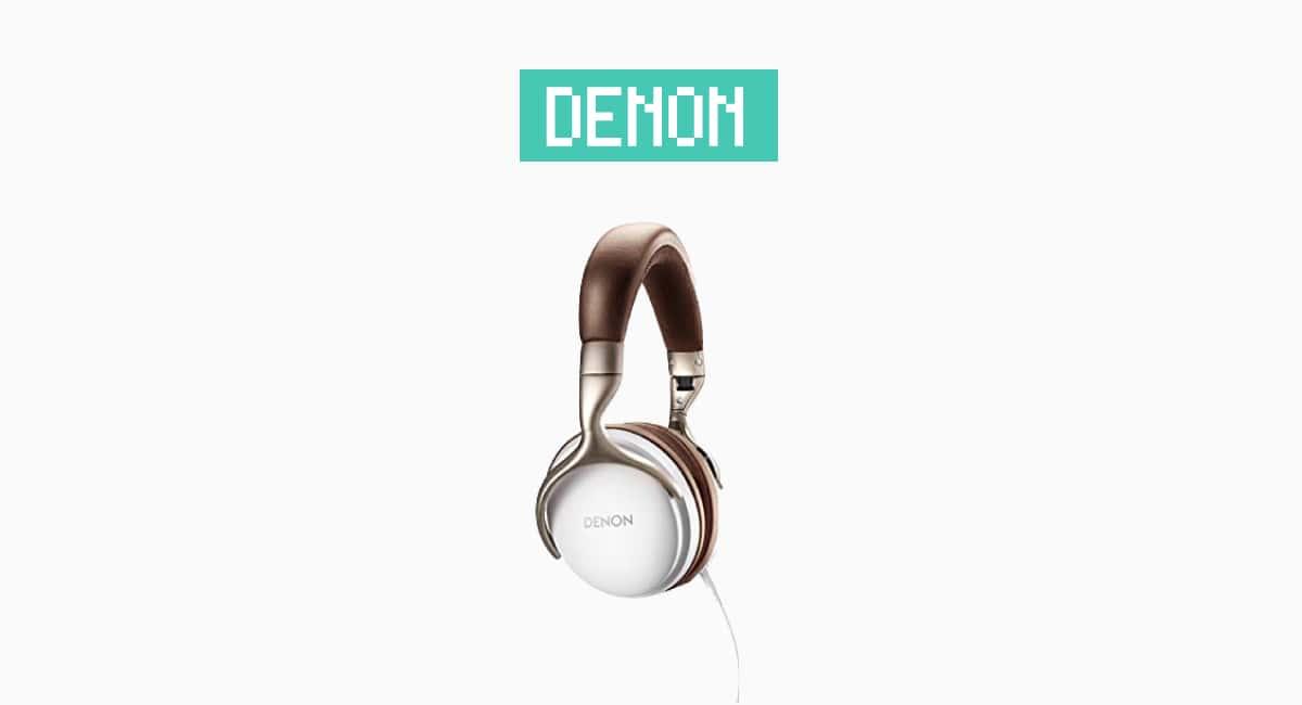 DENON – 質実剛健な老舗