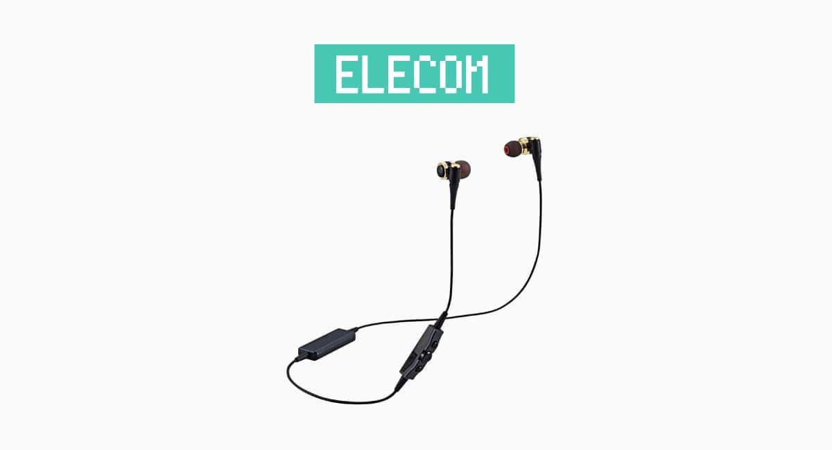 ELECOM – 意外にいい音