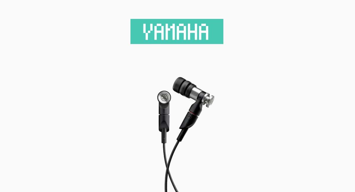 YAMAHA – 質実剛健な解像度重視