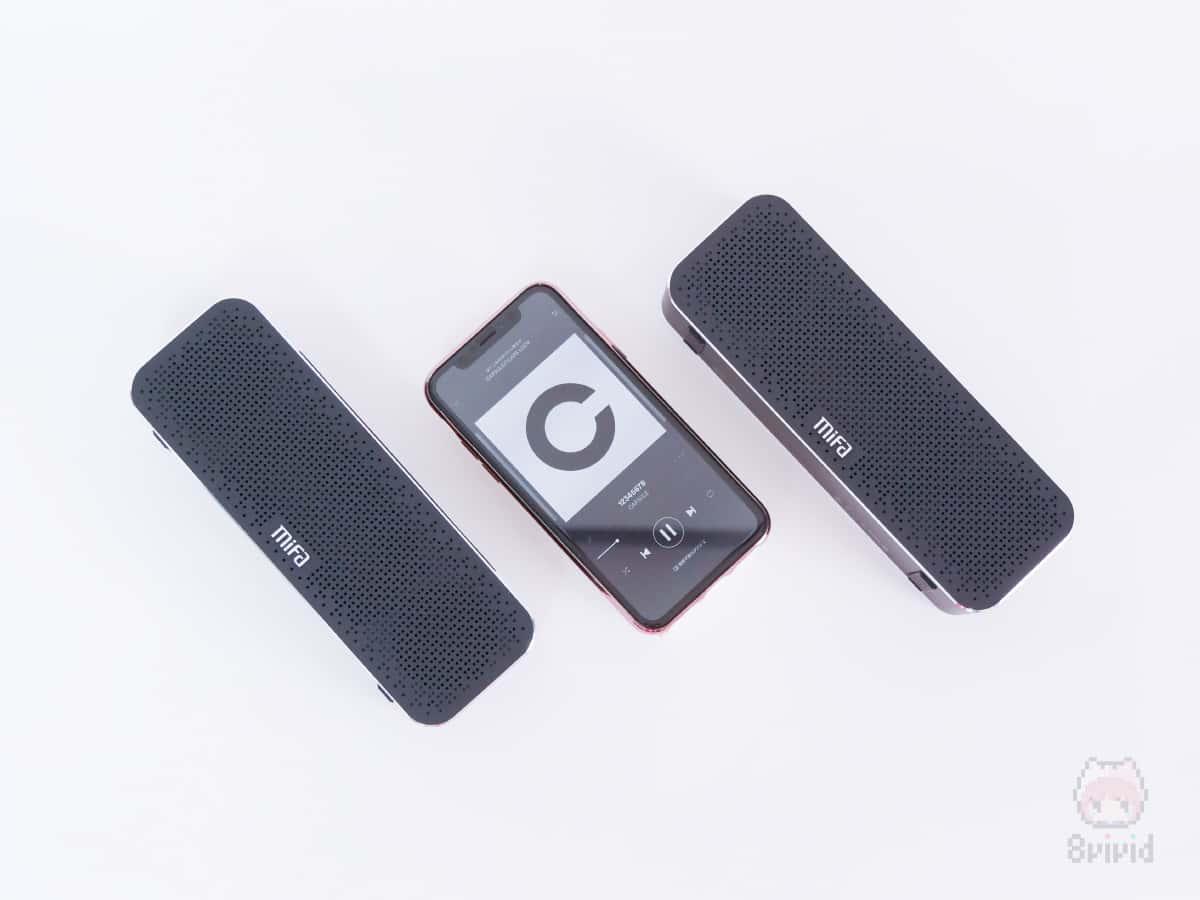Bluetoothスピーカーの入門機としてオススメ。