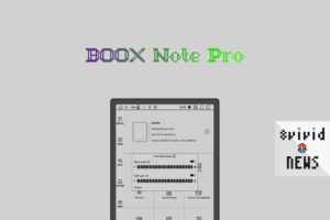 祝発売!『BOOX Note Pro』が日本発送OKでプレオーダー中