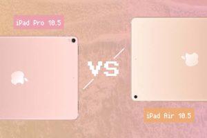"""新型iPad Airのカメラは…○○!—Pro 10.5と比較して""""お絵描きタブ""""としてオススメか?"""