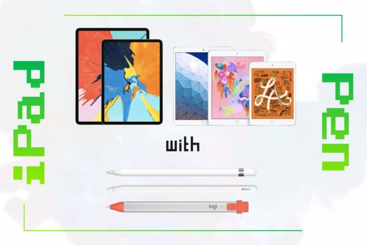 新旧Apple Pencil・Crayon対応機種まとめ。それぞれにオススメな人も考えた!