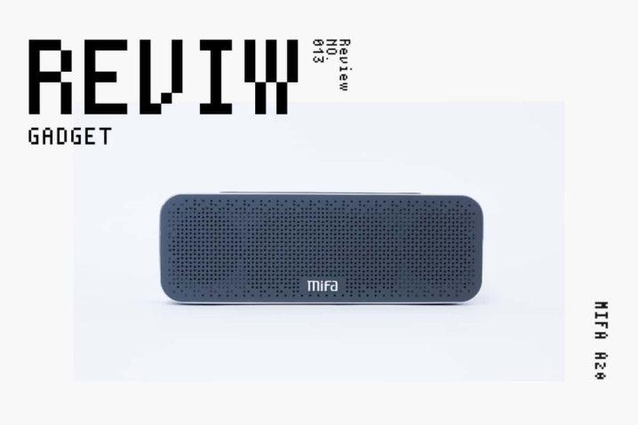 【レビュー】MIFA『MIFA A20』—TWS機能が魅力のBluetoothスピーカー[PR]
