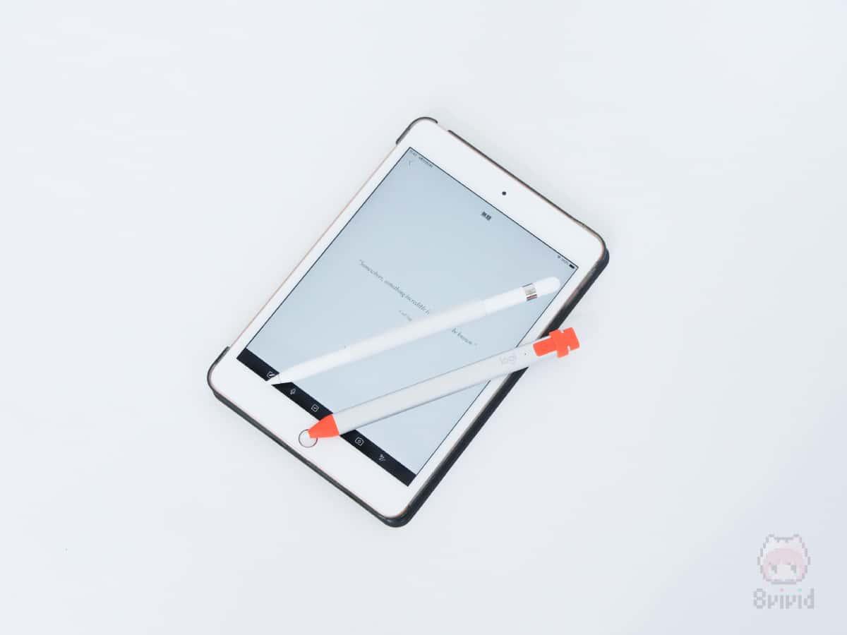 新型iPad mini(2019)最強説の最大の立役者は『Apple Pencil』。