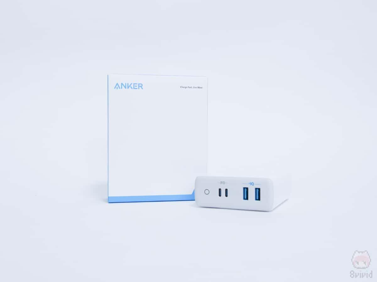 Anker『Anker PowerPort Atom PD 4』。