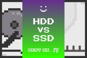HDDとSSD比較!寿命・消費電力・長期保存の考察—SSD最強説は本当か?