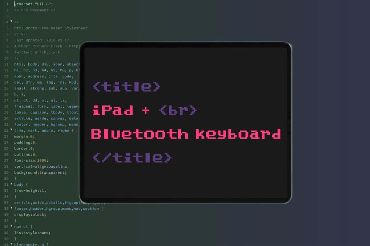 iPadにおすすめBluetoothキーボード10選!…いや0選。マウス対応の先行投資ならアリ!?