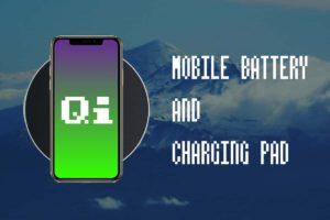 PSE取得済Qiモバイルバッテリー4つ・Qi充電器2つのおすすめ –2019年版–