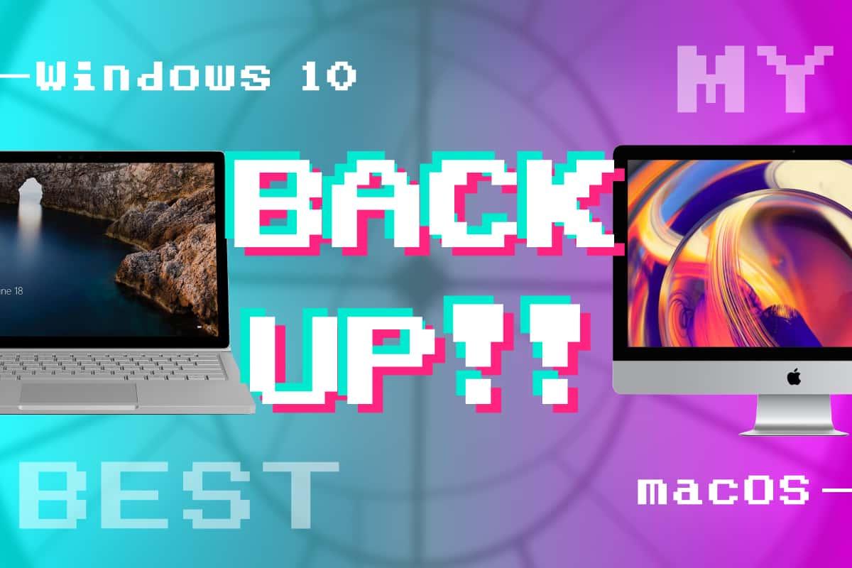 PCのおすすめバックアップ方法!クラウド&NAS利用 –Windows・Mac両対応–