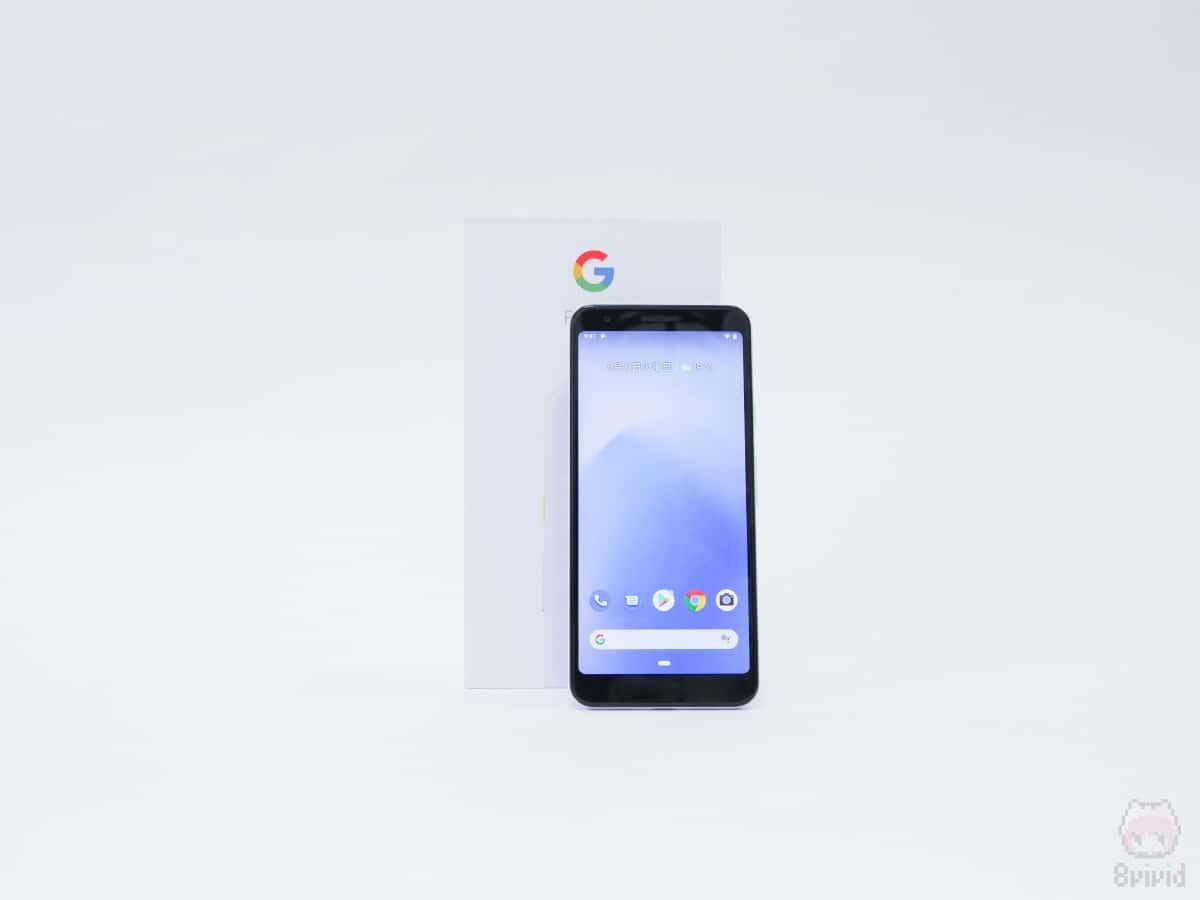 Google『Pixel 3a』。