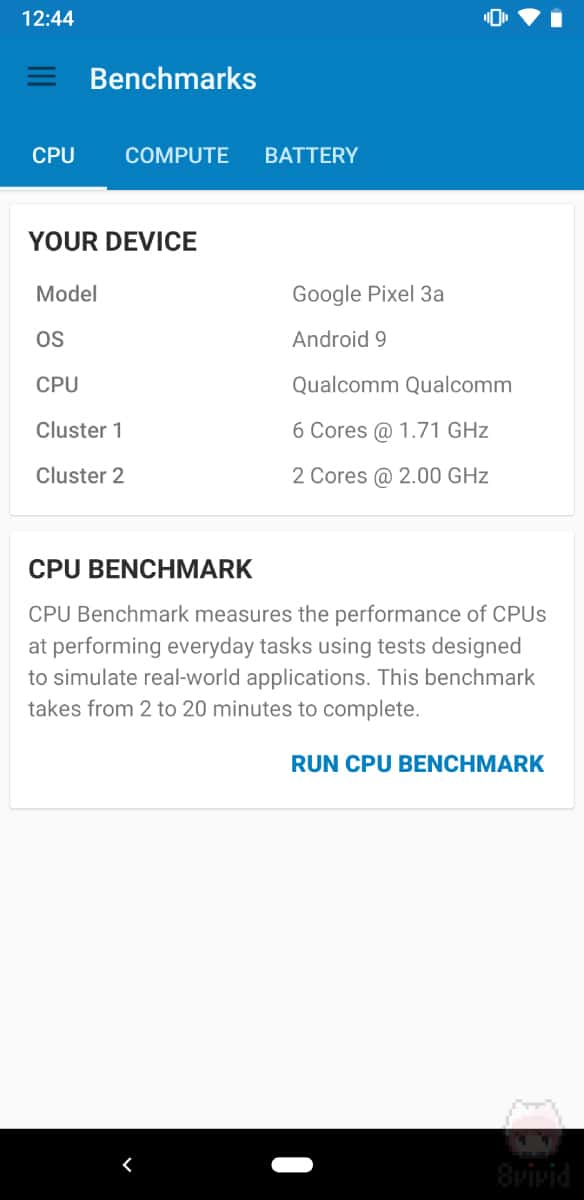 Pixel 3aは『Snapdragon 670』搭載。