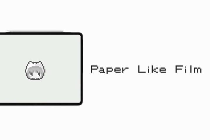 """ペーパーライクフィルム私的評価。iPadの""""紙化""""に最適だ!"""
