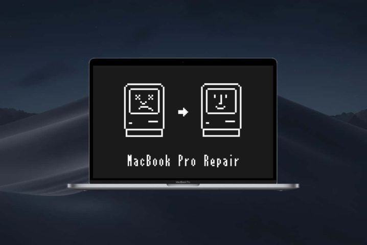 """MacBook修理日数を""""3日""""に!おすすめは郵送で日曜午前中集荷だぞ!"""