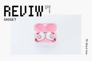 【#レビュー】AVIOT『TE-D01d-kzn』—ピンクが可愛いキズナアイな完全ワイヤレスイヤホン