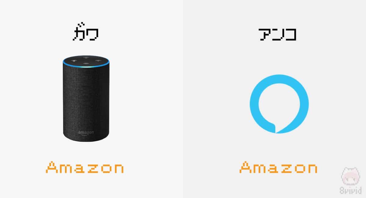 EchoはハードもソフトもAmazon製。