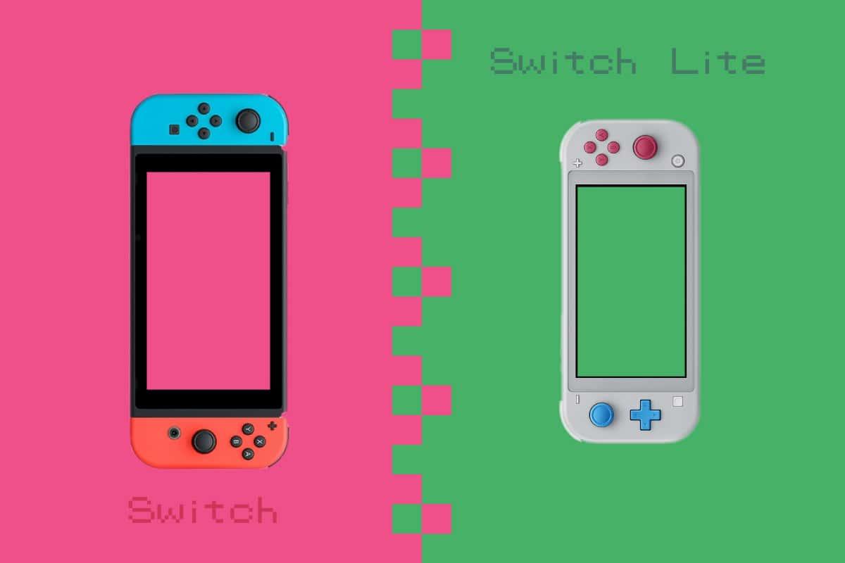 Nintendo SwitchとSwitch Liteの違い・比較・ソフト制限について—2台めユーザーのサブ機な印象