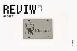 【レビュー】Kingston『UV500』—Marvell製コントローラー採用の高コスパSSD[PR]