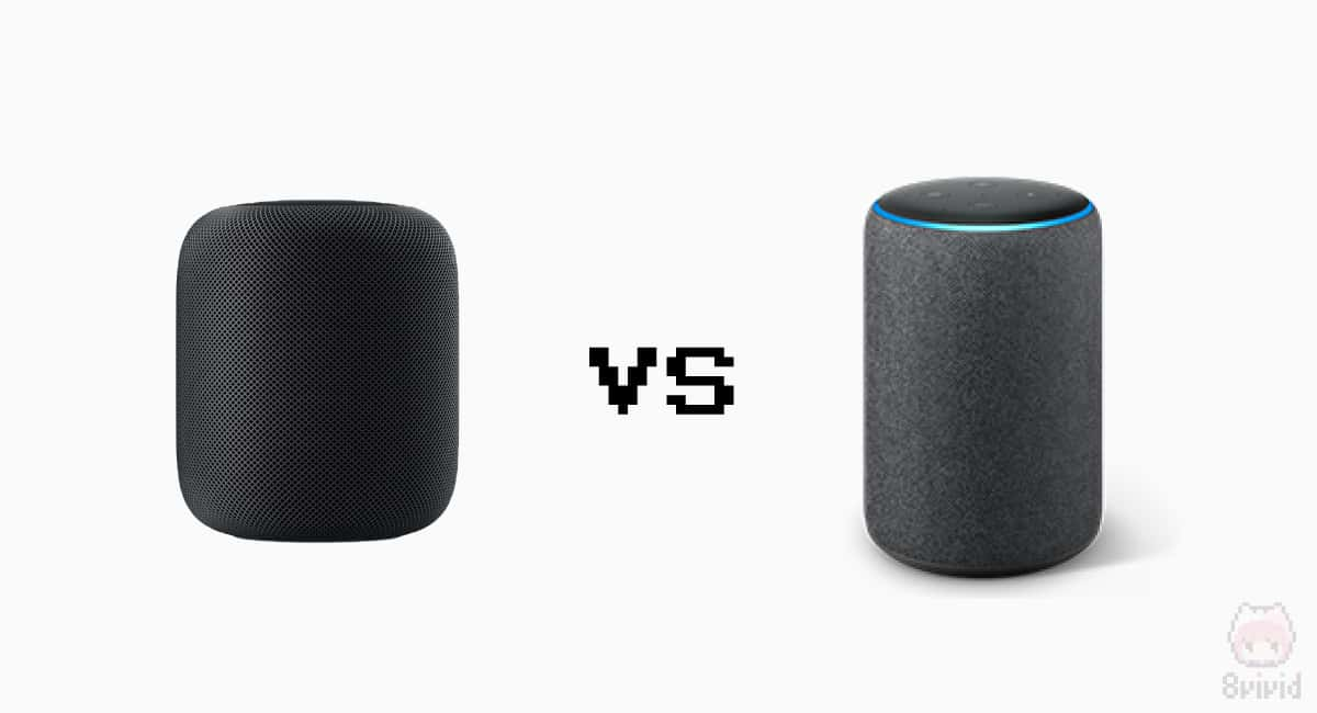 HomePod vs Amazon Echo …!?