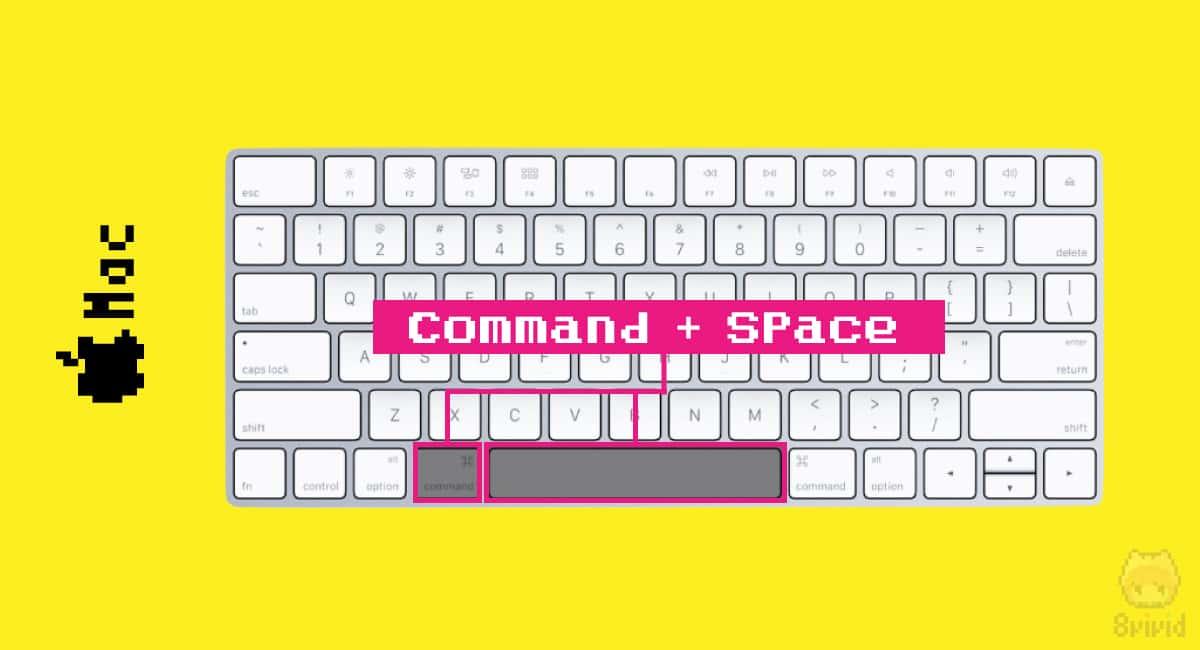 US配列 × macOS では、CommandとSpaceの同時押しでIME切り替え。