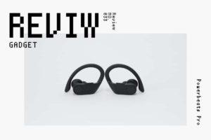 【レビュー】Beats by Dr. Dre『Powerbeats Pro』—Apple H1が生み出した至高のTWS