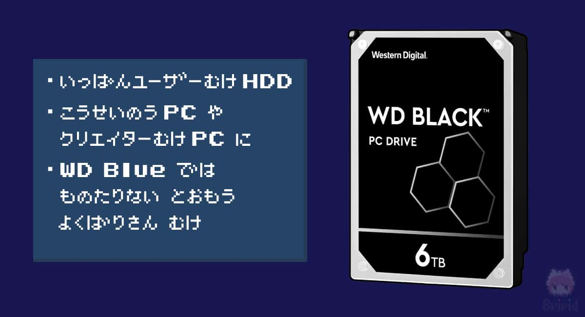 WD Blackとは?
