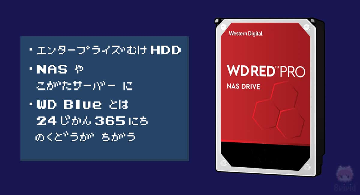 WD Redとは?