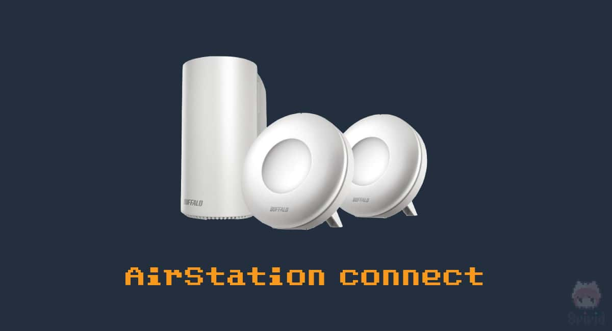 AirStation connect(WRM-D2133HP/E2S)