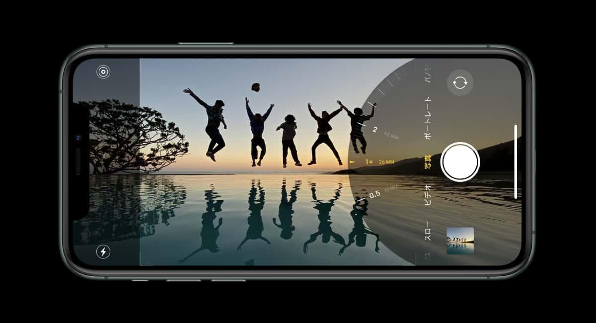 iPhone 11 Proはカメラのおまけがスマホ。