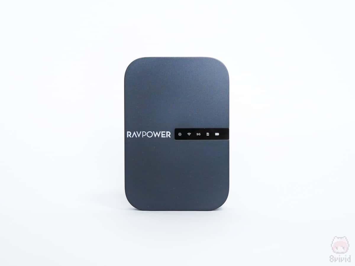 FileHub RP-WD009本体表面。