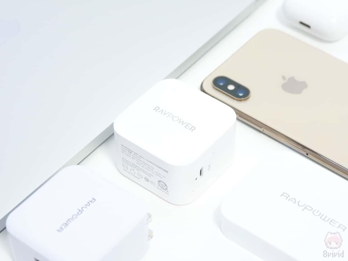 MacBook Proに最適化されたUSB PD充電器の真打ち登場!