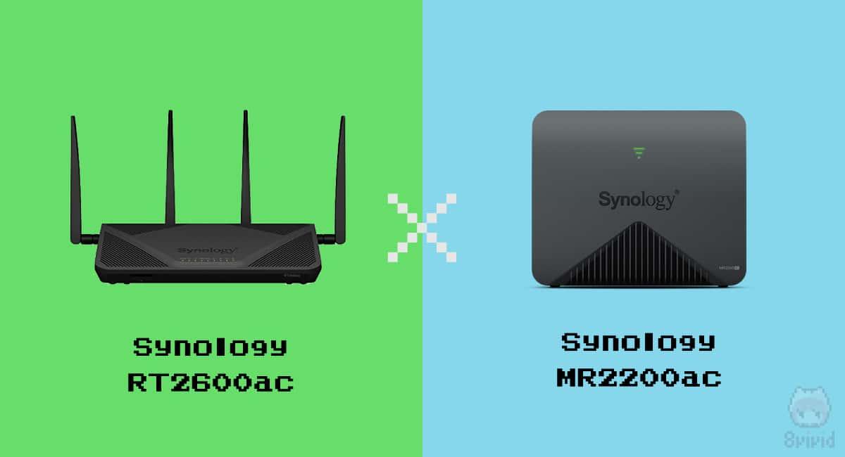 RT2600acとMR2200acでメッシュWi-Fiを構築する!