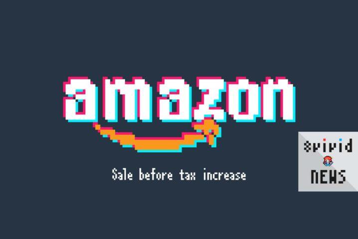 30日まで!Amazonが『増税前のまとめ買いチャンス』を実施中!