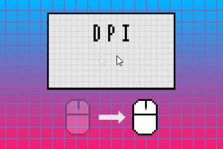 マウスの『DPI』とは?—非ゲーマーなIllustrator使いのゲーミングマウス有能説