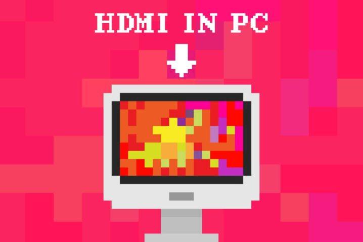 HDMI入力搭載デスクトップPC&ノートPCまとめ一覧 –2019年版–